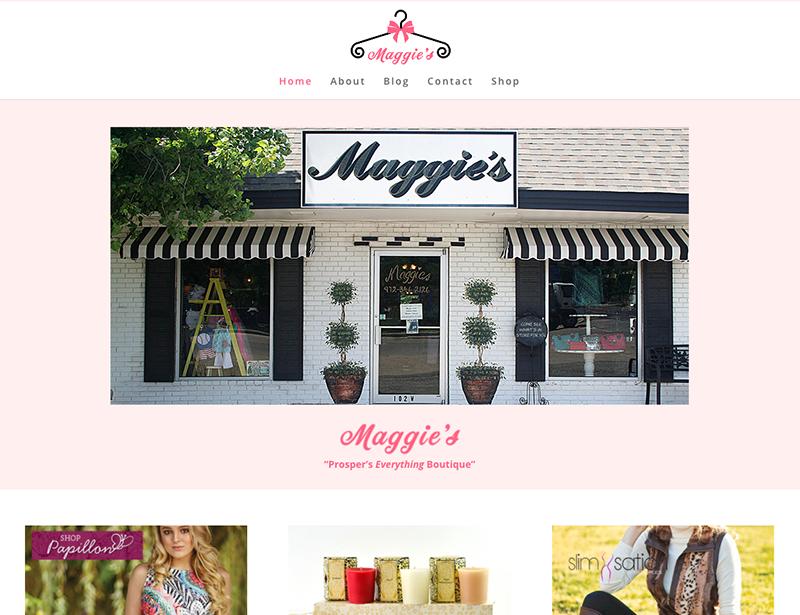 Virginia Carson Web Design